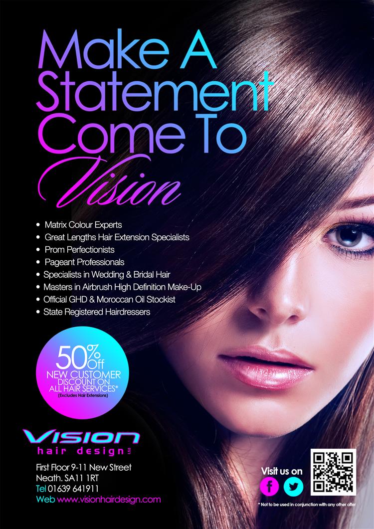 Vision Hair Design Ltd - FYI Neath